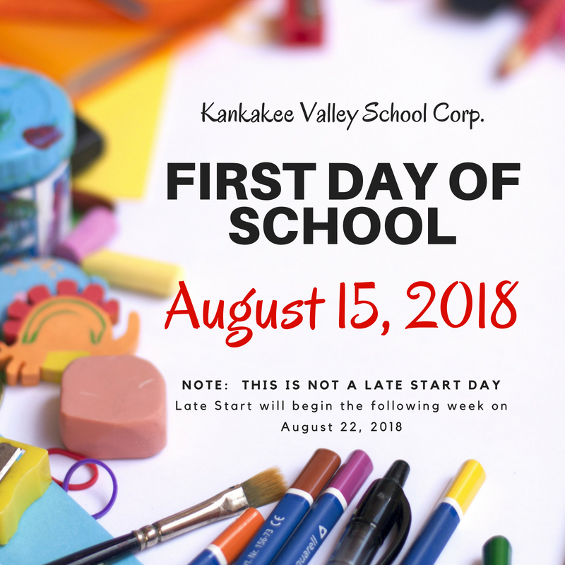 First Day Information