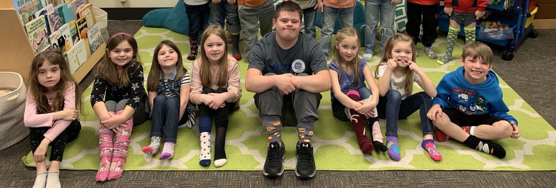 Rock Your Socks - For World Down Syndrome Day