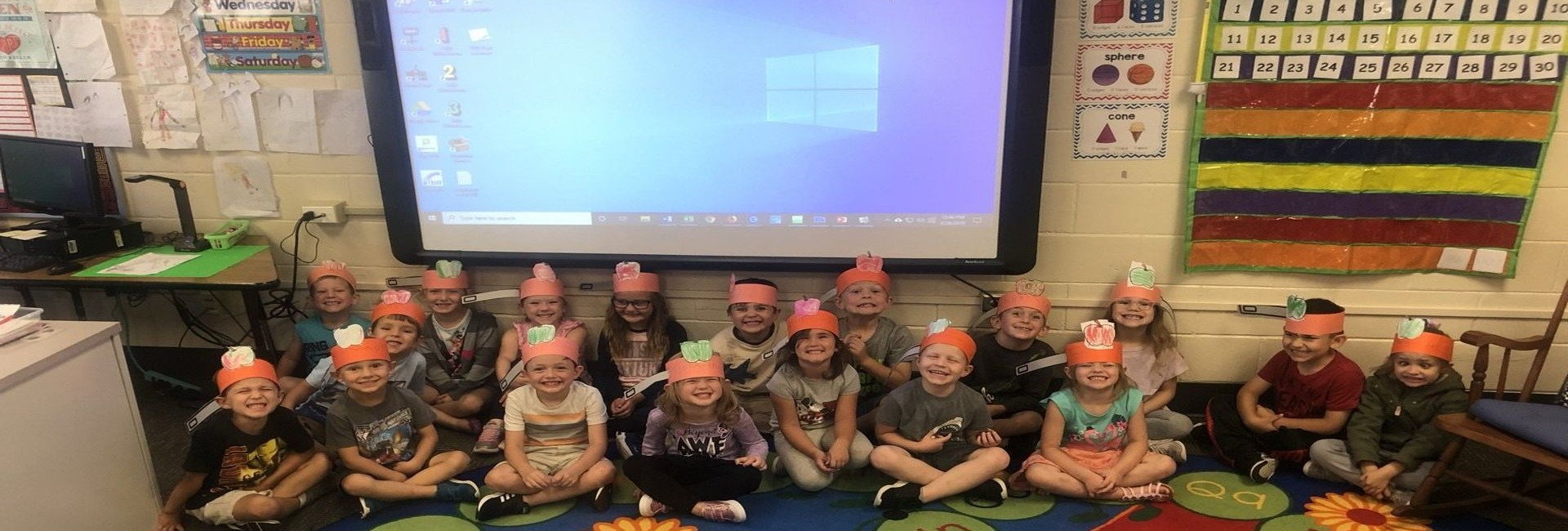Mrs. Bucher's Class Says Happy Johnny Appleseed Day