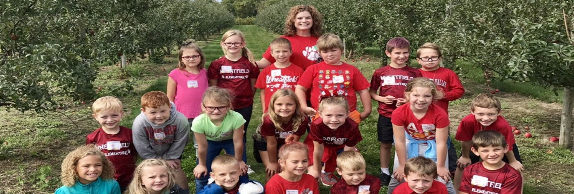 Mrs. Rockley's Class is the Pick of the Orchard