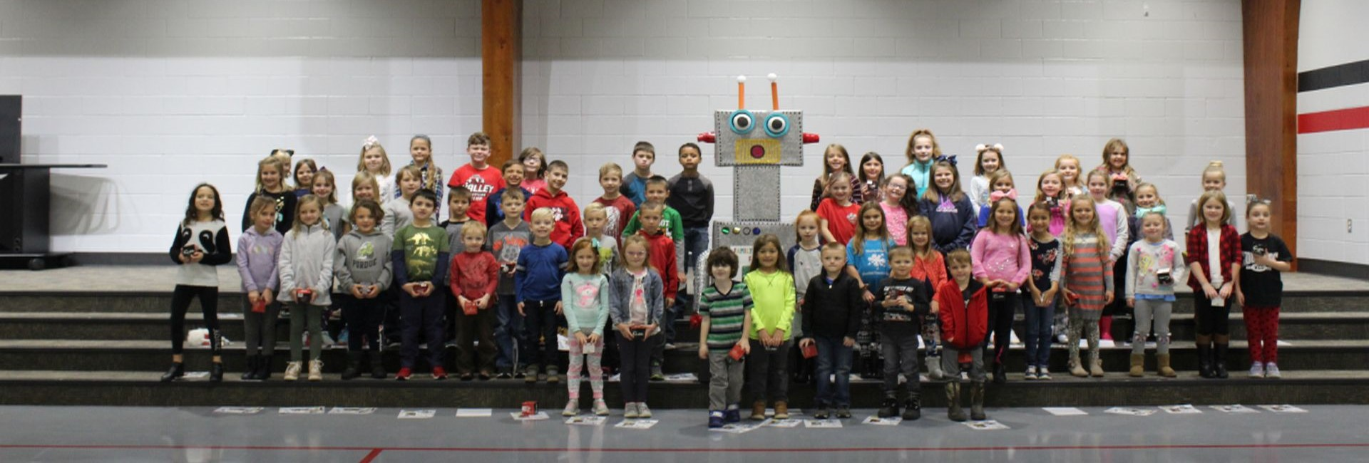 2019 WES Science Fair Participants