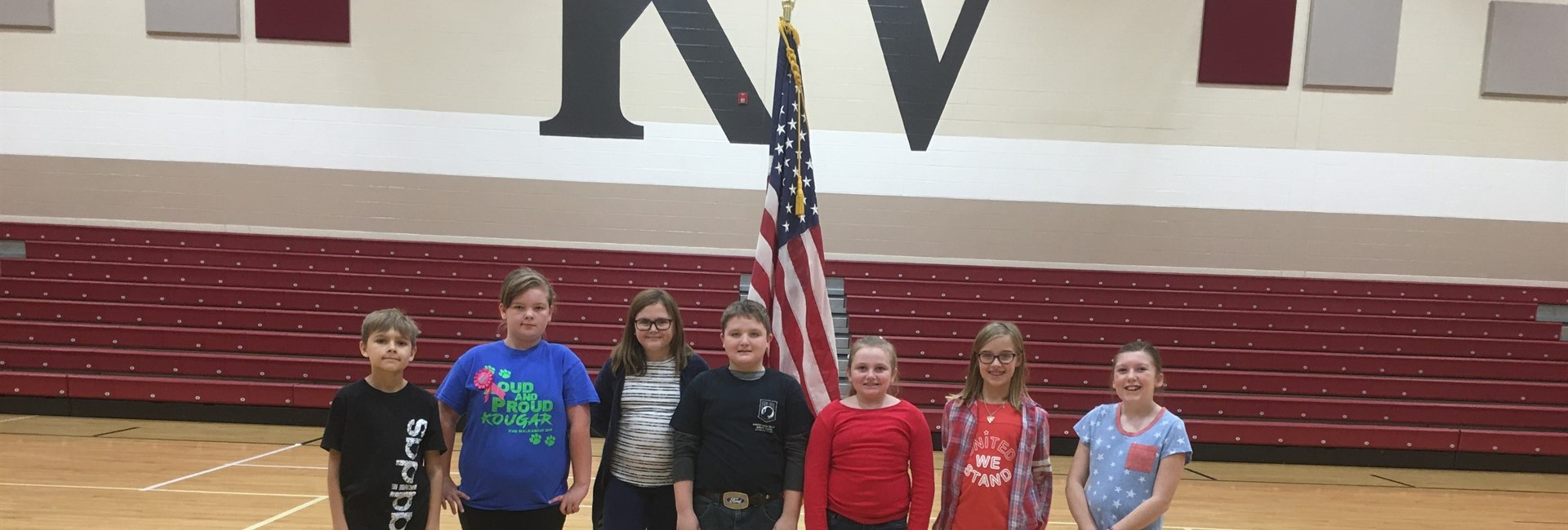 KVIS Veterans Day Program Singers