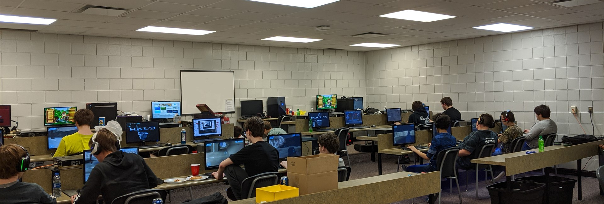 KVHS Computer Club 24 Hour Live Stream Supporting Riley Children's Hospital