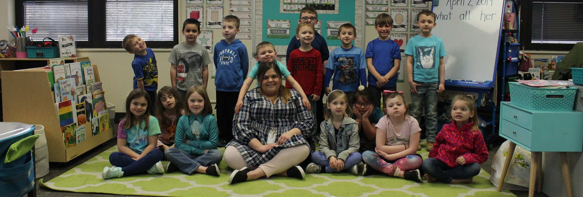 Miss Allender's Class - World Autism Awareness Day