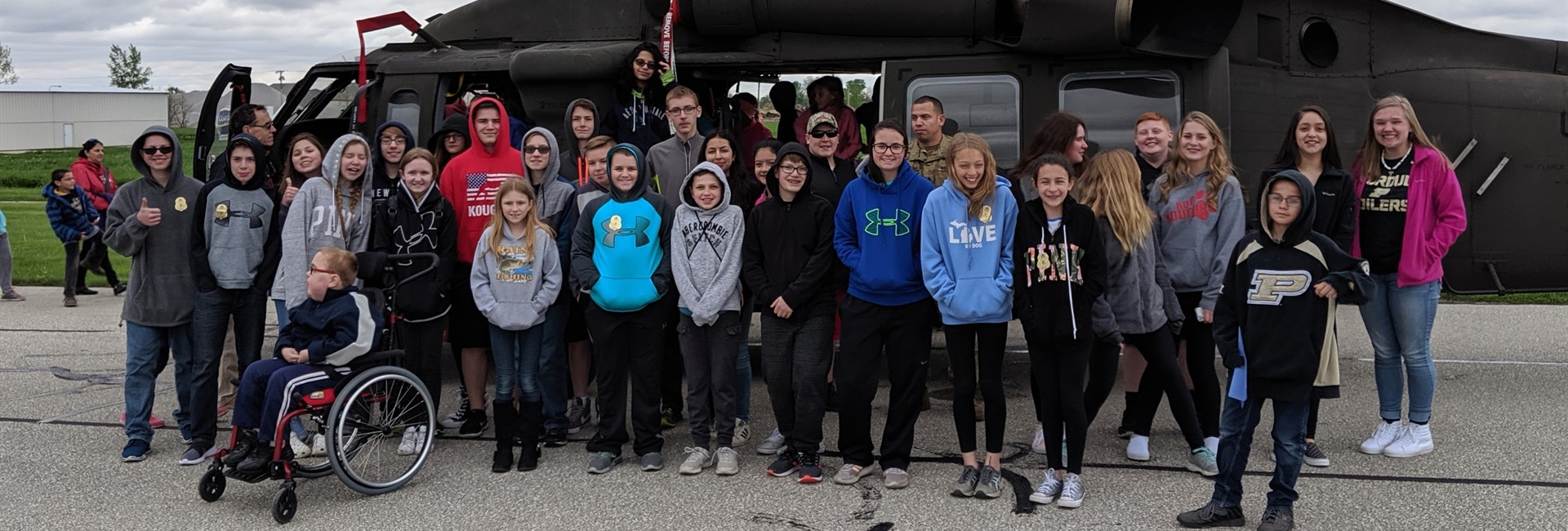 KVMS 5-Star Field Trip to Rensselaer Airport