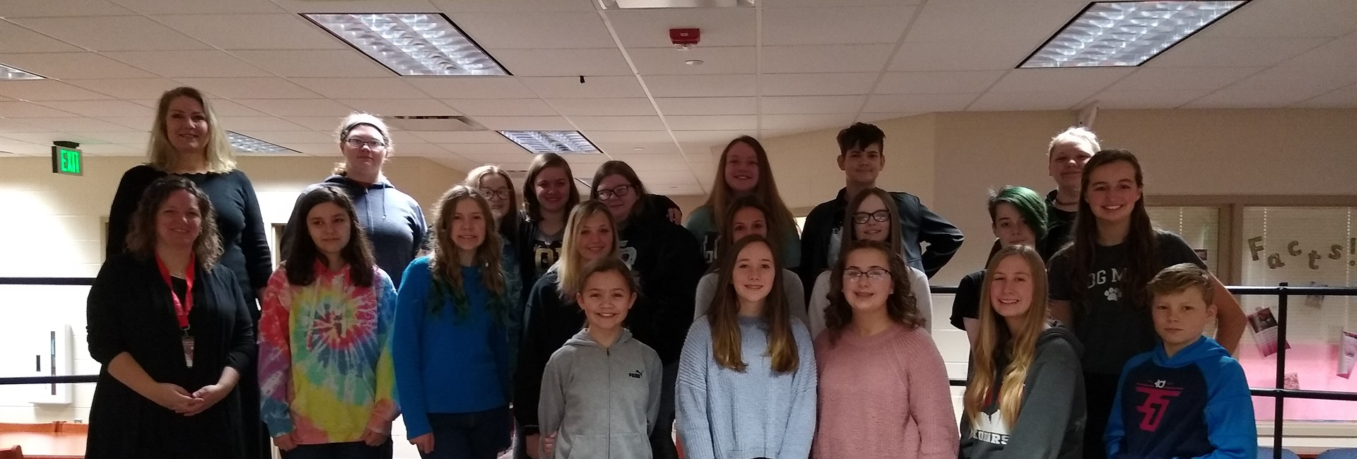 KVMS Eighth Grade Choir