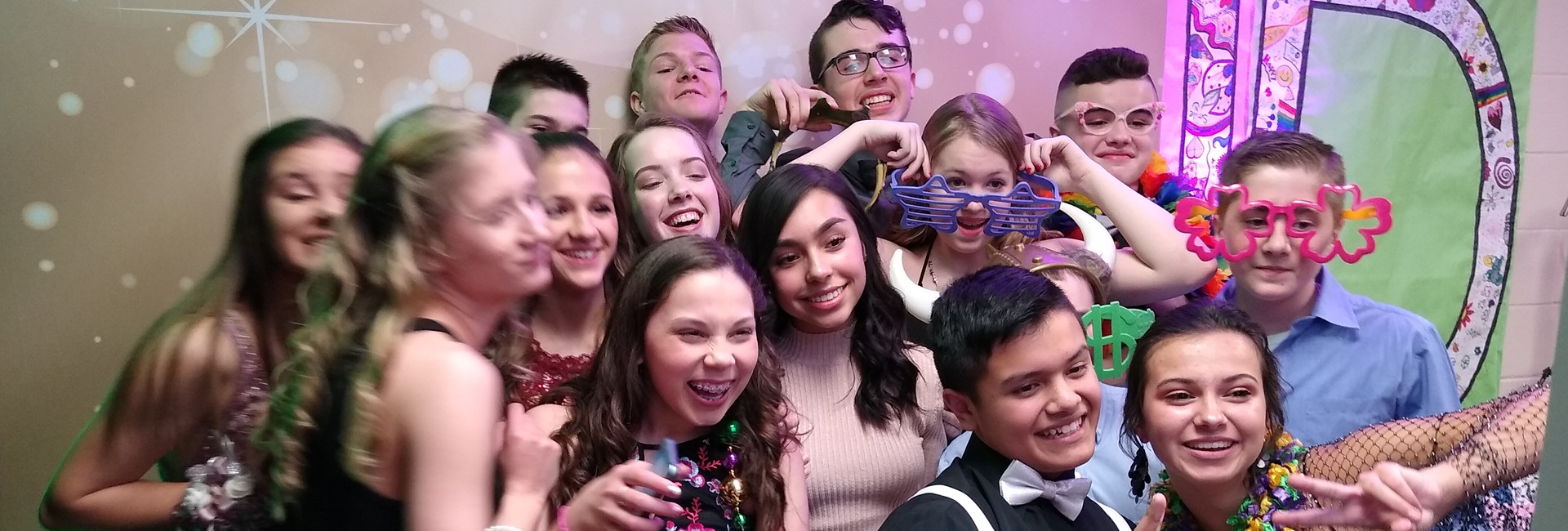 KVMS Winter Semi-Formal Masquerade Dance 2020