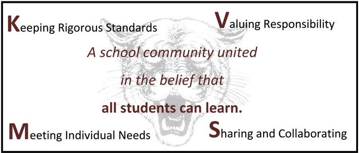 Kankakee Valley Middle School Vision Statement